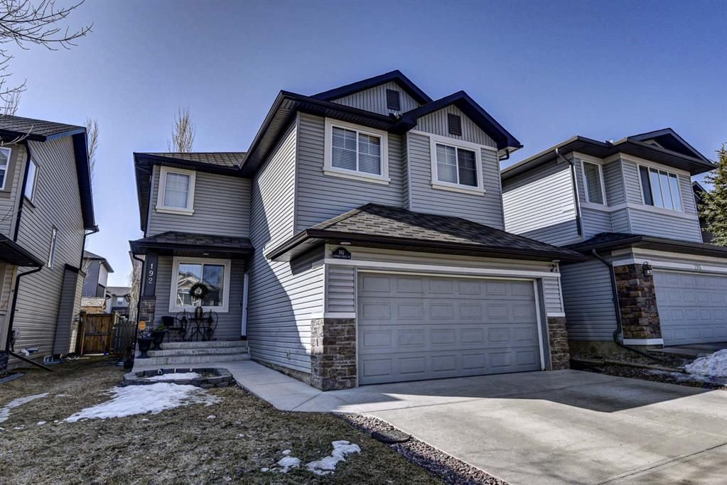 Main Photo: 192 Everoak Circle SW in Calgary: Evergreen Detached for sale : MLS®# A1089570