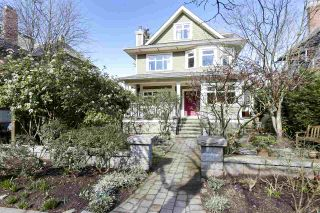 Photo 2: 357 W 11TH AVENUE in Vancouver: Mount Pleasant VW Townhouse for sale (Vancouver West)  : MLS®# R2474655