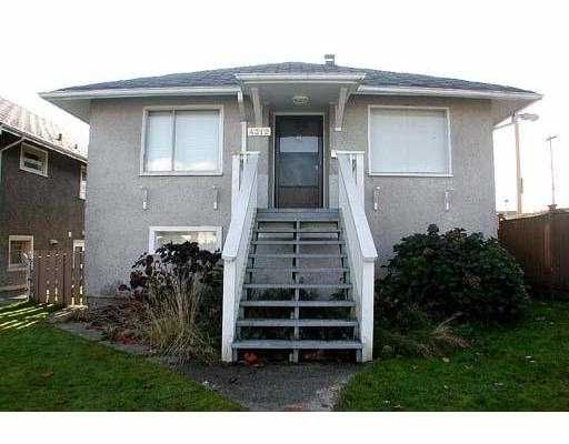 Main Photo: 4312 ALBERT Street in Burnaby: Vancouver Heights House for sale (Burnaby North)  : MLS®# V729576