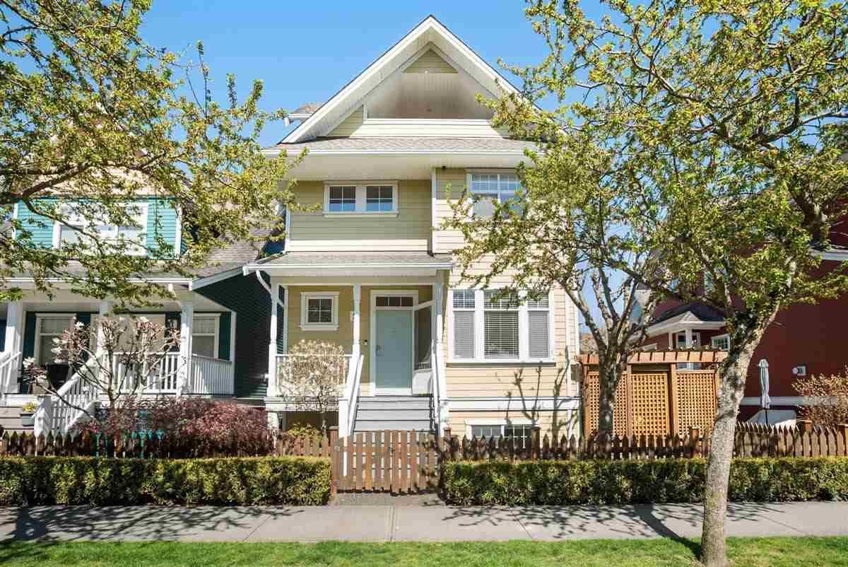 Main Photo: 2 6333 PRINCESS Lane in Richmond: Steveston South Townhouse for sale : MLS®# R2567895