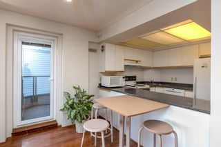 """Photo 8: 205 2428 W 1ST Avenue in Vancouver: Kitsilano Condo for sale in """"NOBLE HOUSE"""" (Vancouver West)  : MLS®# R2450860"""