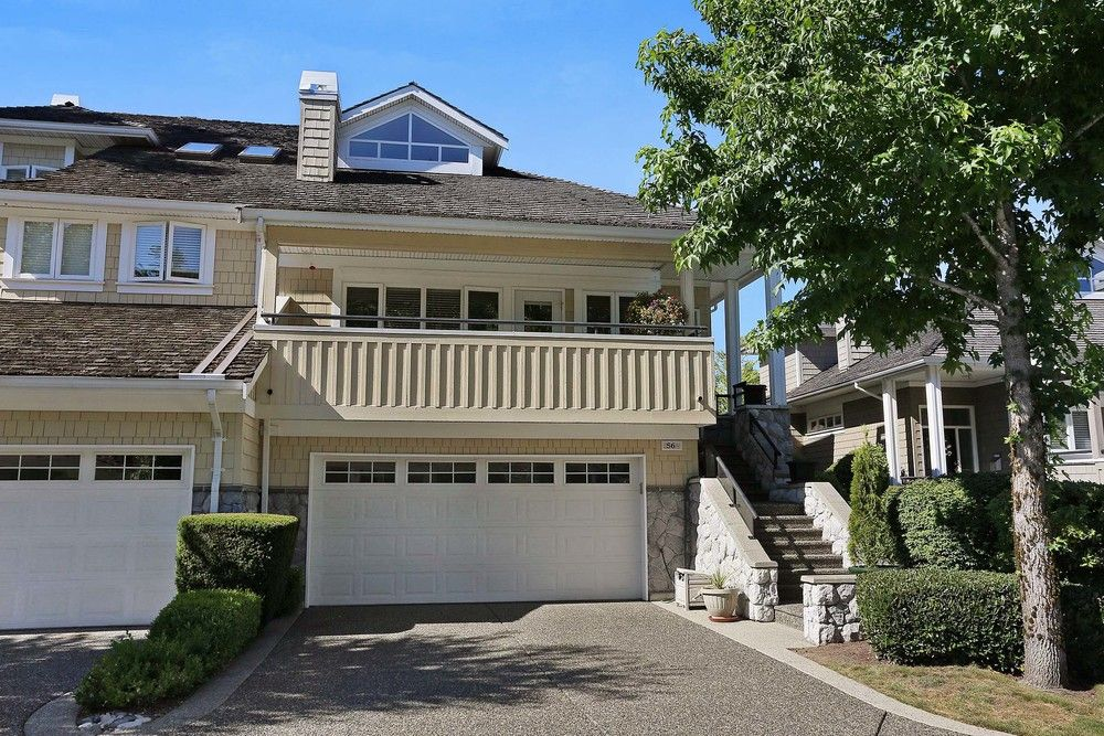 Main Photo: 56 3355 MORGAN CREEK Way in South Surrey White Rock: Home for sale : MLS®# F1448497