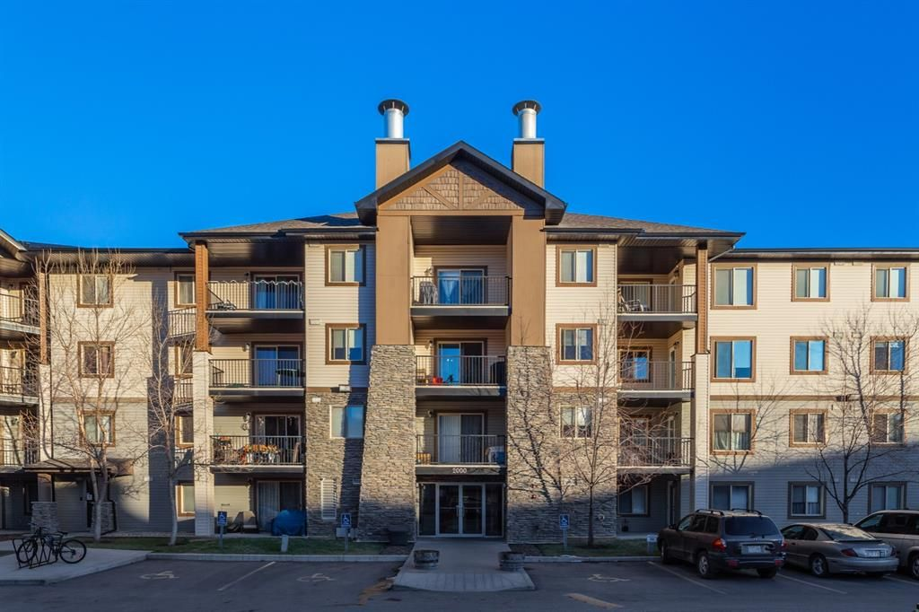 Main Photo: 2411 8 BRIDLECREST Drive SW in Calgary: Bridlewood Apartment for sale : MLS®# A1053319