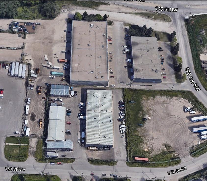 Main Photo: 12845 151 Street in Edmonton: Zone 40 Industrial for sale : MLS®# E4235970
