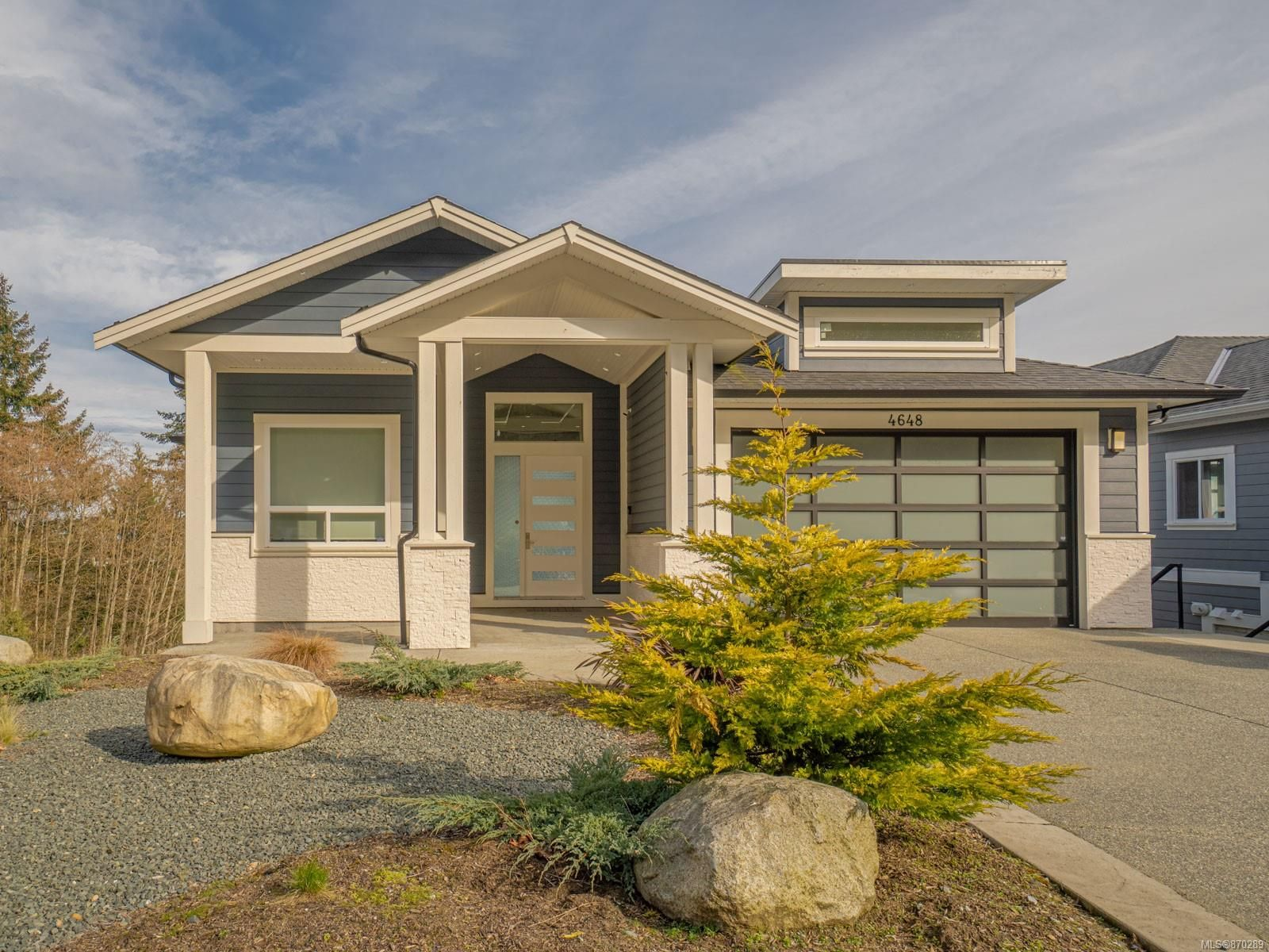 Main Photo: 4648 Sheridan Ridge Rd in : Na North Nanaimo House for sale (Nanaimo)  : MLS®# 870289
