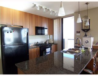 """Photo 4: 2307 7108 COLLIER Street in Burnaby: Highgate Condo for sale in """"ARCADIA WEST"""" (Burnaby South)  : MLS®# V750594"""
