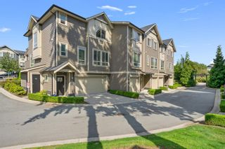 """Photo 1: 8 19913 70 Avenue in Langley: Willoughby Heights Townhouse for sale in """"The Brooks"""" : MLS®# R2612435"""