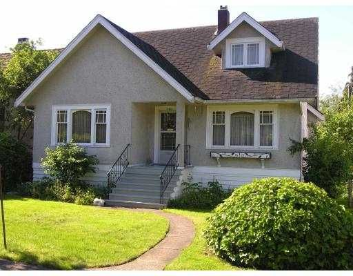 Main Photo: 3422 W 38TH AV in Vancouver: Southlands House for sale (Vancouver West)  : MLS®# V541782