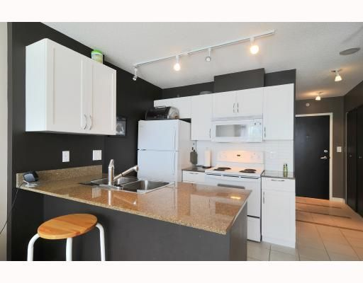 """Main Photo: 1216 933 HORNBY Street in Vancouver: Downtown VW Condo for sale in """"ELECTRIC AVENUE"""" (Vancouver West)  : MLS®# V724284"""