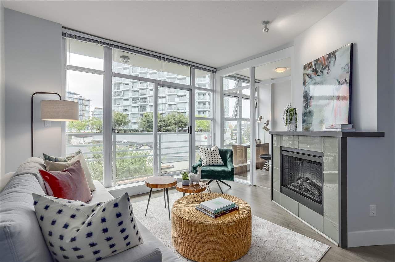 "Main Photo: 411 298 E 11TH Avenue in Vancouver: Mount Pleasant VE Condo for sale in ""THE SOPHIA"" (Vancouver East)  : MLS®# R2302593"