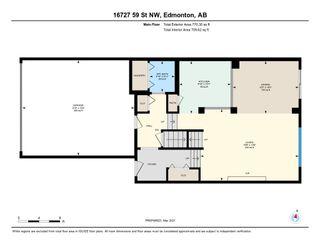 Photo 32: 16727 59 Street in Edmonton: Zone 03 House for sale : MLS®# E4234792