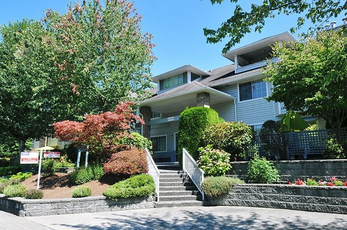 """Main Photo: 215 11578 225 Street in Maple Ridge: East Central Condo for sale in """"THE WILLOWS"""" : MLS®# R2100158"""