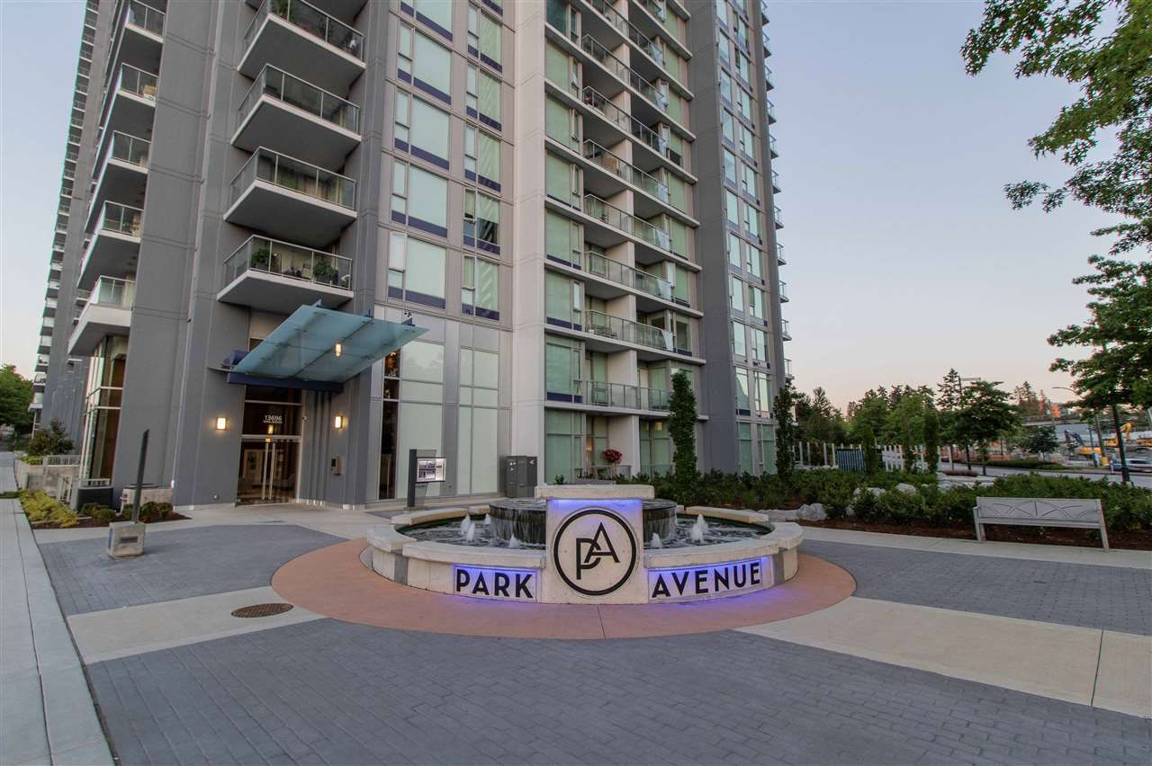 """Main Photo: 3910 13696 100 Avenue in Surrey: Whalley Condo for sale in """"PARK AVE WEST"""" (North Surrey)  : MLS®# R2538979"""