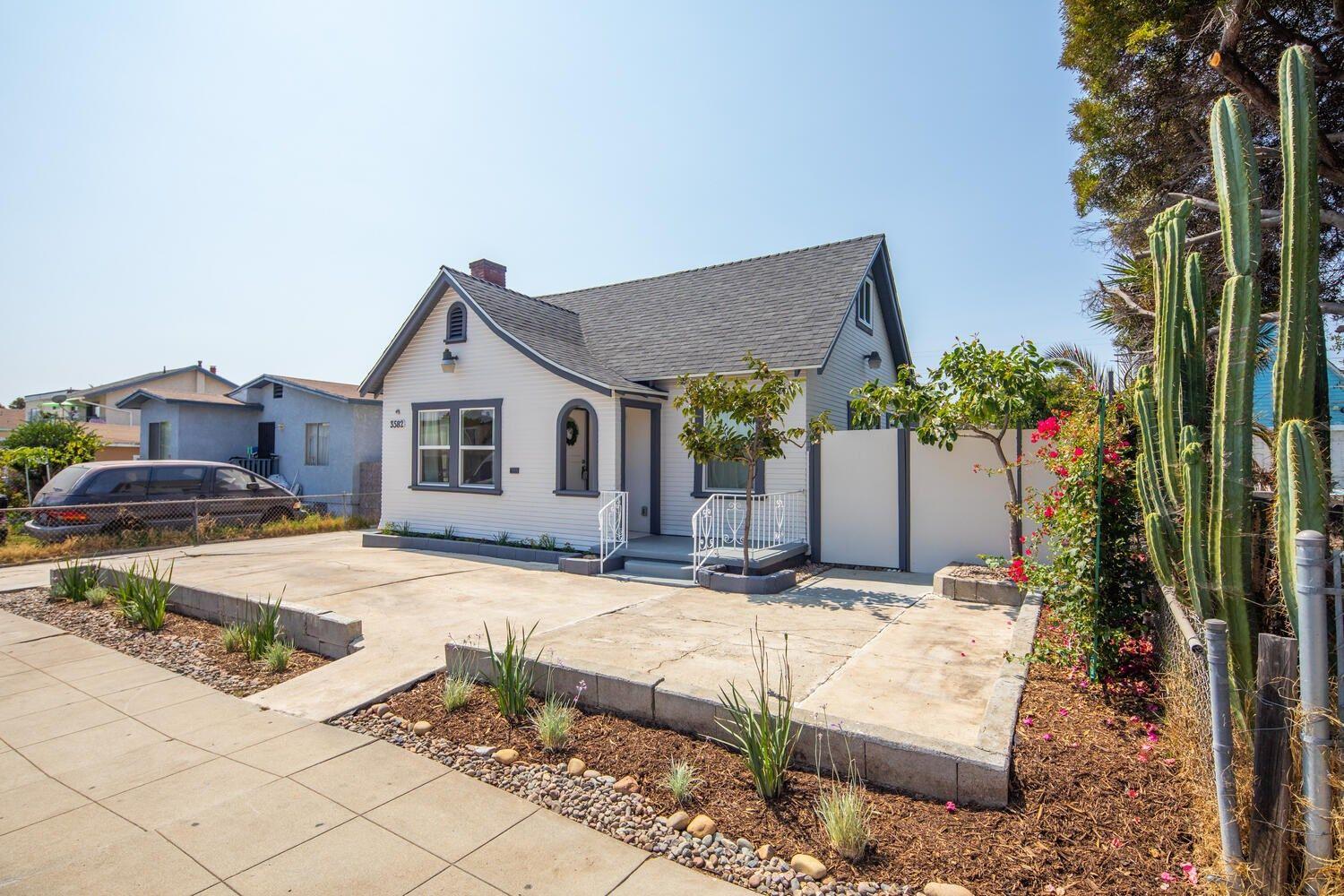 Main Photo: CITY HEIGHTS House for sale : 5 bedrooms : 3582 Van Dyke Ave in San Diego