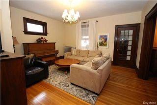 Photo 3: 151 Machray Avenue in Winnipeg: Scotia Heights Residential for sale (4D)  : MLS®# 1800391