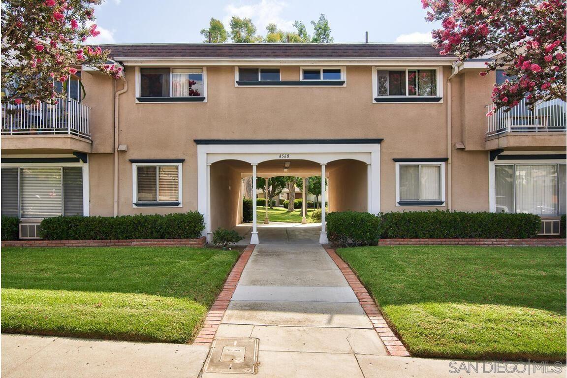 Main Photo: LA MESA Condo for sale : 2 bedrooms : 4560 Maple Ave #223