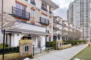 "Photo 1: 302 608 COMO LAKE Avenue in Coquitlam: Coquitlam West Condo for sale in ""GEORGIA"" : MLS®# R2540108"
