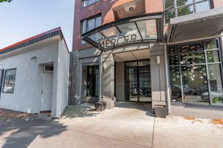 """Photo 2: 217 3456 COMMERCIAL Street in Vancouver: Victoria VE Condo for sale in """"THE MERCER"""" (Vancouver East)  : MLS®# R2494998"""