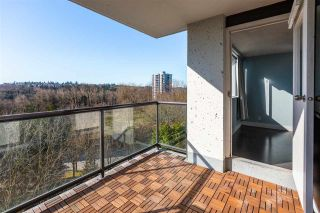 """Photo 14: 807 9521 CARDSTON Court in Burnaby: Government Road Condo for sale in """"Concord Place"""" (Burnaby North)  : MLS®# R2445961"""