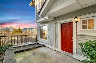 """Photo 17: 601 4025 NORFOLK Street in Burnaby: Central BN Townhouse for sale in """"NORFOLK TERRACE"""" (Burnaby North)  : MLS®# R2536428"""