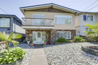 Photo 1: 4316 BEATRICE Street in Vancouver: Victoria VE House for sale (Vancouver East)  : MLS®# R2294008