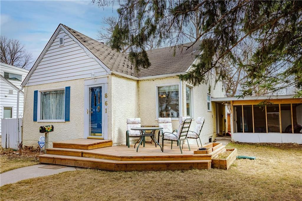 Main Photo: 861 Kildonan Drive in Winnipeg: Fraser's Grove Residential for sale (3C)  : MLS®# 202106904