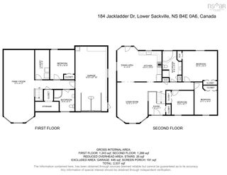 Photo 24: 184 Jackladder Drive in Middle Sackville: 25-Sackville Residential for sale (Halifax-Dartmouth)  : MLS®# 202125825