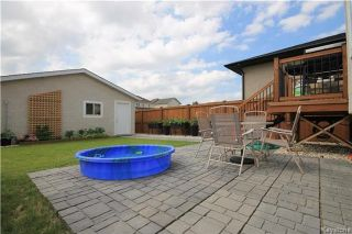 Photo 17: 95 Bellflower Road in Winnipeg: Bridgwater Lakes Residential for sale (1R)  : MLS®# 1717830