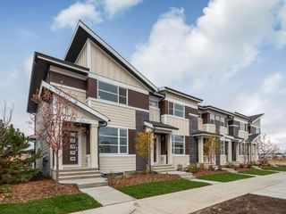 Photo 1: 40 SKYVIEW Parade NE in Calgary: Skyview Ranch Row/Townhouse for sale : MLS®# C4286431