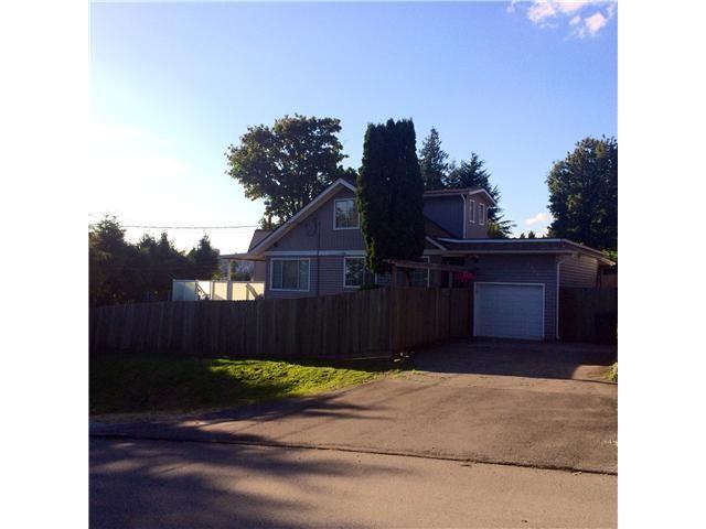 Main Photo: 1945 HILLSIDE Avenue in Coquitlam: Cape Horn House for sale : MLS®# V1130192