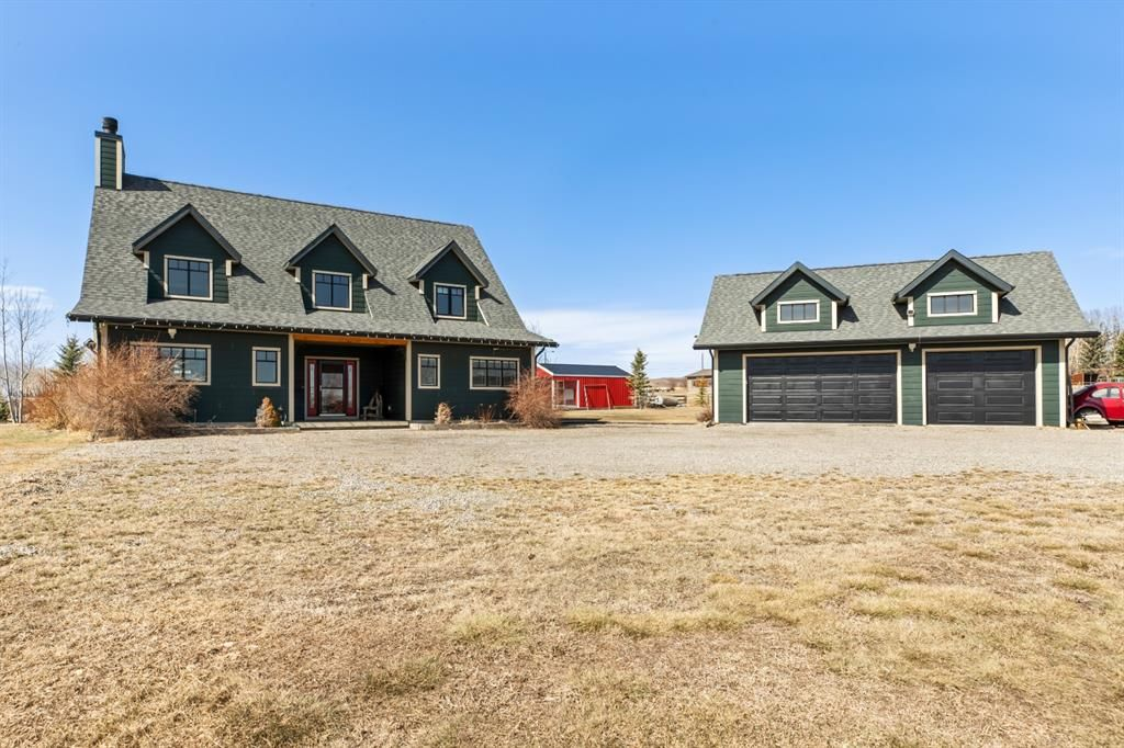 Main Photo: 338245 38 Street W: Rural Foothills County Detached for sale : MLS®# A1091978