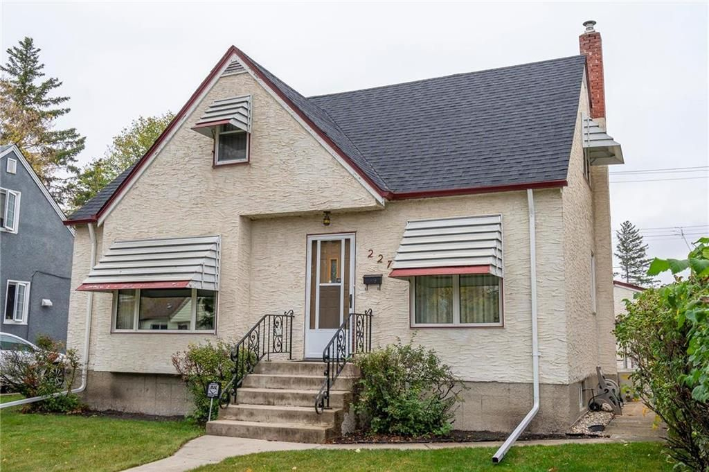 Main Photo: 227 Davidson Street in Winnipeg: Silver Heights Residential for sale (5F)  : MLS®# 202124837