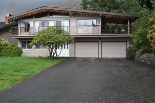 Photo 1: 1036 PROSPECT AVENUE in North Vancouver: Canyon Heights NV House for sale : MLS®# R2045255