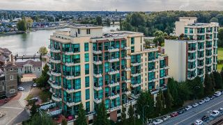 """Photo 4: 203 10 RENAISSANCE Square in New Westminster: Quay Condo for sale in """"Murano Lofts"""" : MLS®# R2619695"""