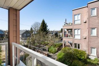 """Photo 18: 310 2025 STEPHENS Street in Vancouver: Kitsilano Condo for sale in """"STEPHENS COURT"""" (Vancouver West)  : MLS®# R2567263"""
