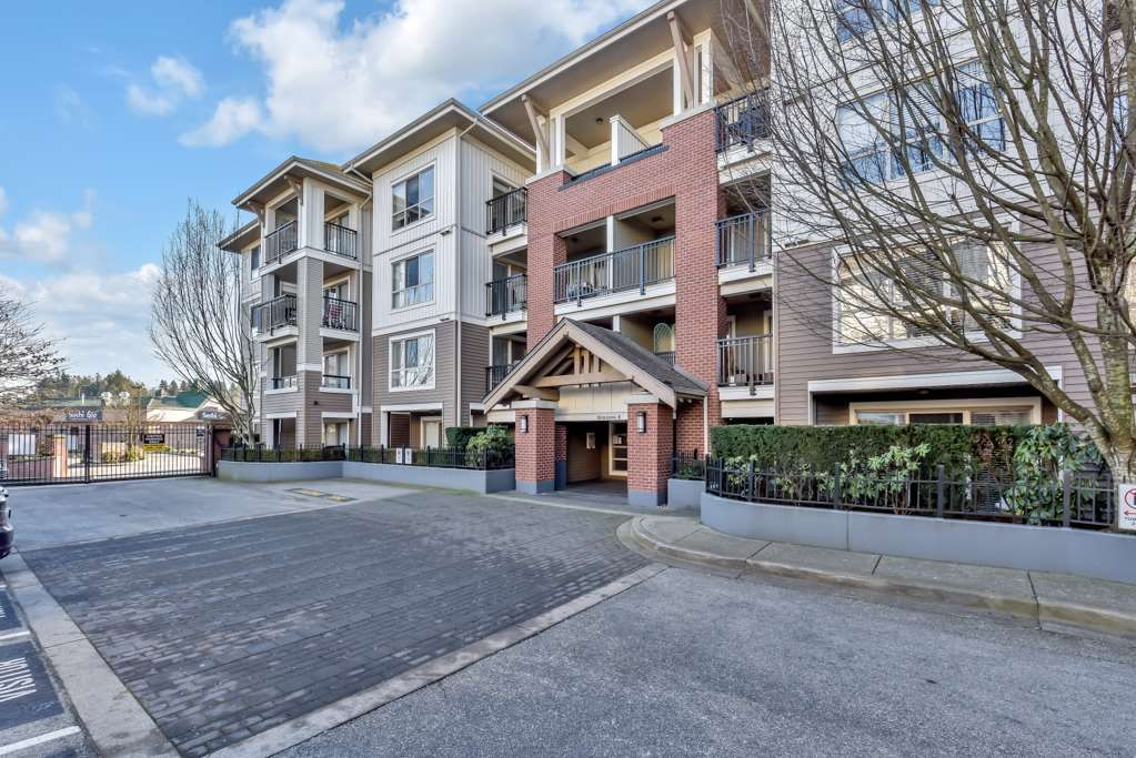 """Main Photo: B305 8929 202 Street in Langley: Walnut Grove Condo for sale in """"THE GROVE"""" : MLS®# R2565301"""