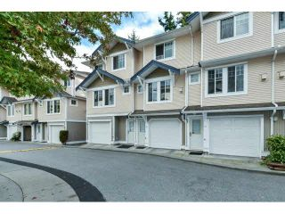 """Photo 1: 60 6533 121ST Street in Surrey: West Newton Townhouse for sale in """"STONEBRAIR"""" : MLS®# F1422677"""
