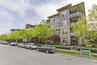 """Photo 1: 401 2336 WHYTE Avenue in Port Coquitlam: Central Pt Coquitlam Condo for sale in """"CENTREPOINTE"""" : MLS®# R2378939"""