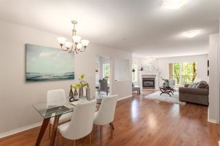 """Photo 1: 307 5683 HAMPTON Place in Vancouver: University VW Condo for sale in """"WYNDHAM HALL"""" (Vancouver West)  : MLS®# R2318427"""