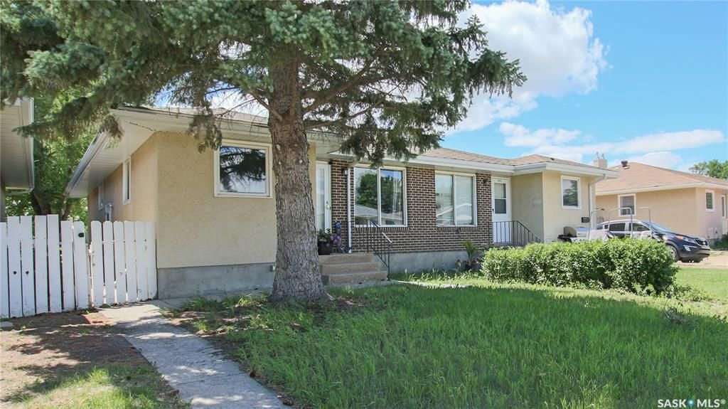 Main Photo: 7251 Bowman Avenue in Regina: Dieppe Place Residential for sale : MLS®# SK859689