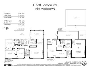 Photo 40: 11670 BONSON Road in Pitt Meadows: South Meadows House for sale : MLS®# R2594010