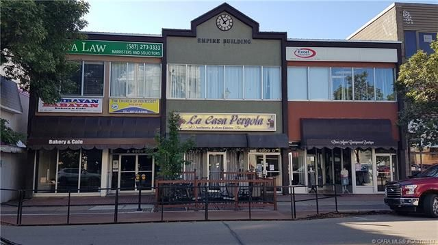 Main Photo: 4909 48 Street: Red Deer Mixed Use for sale : MLS®# A1101799