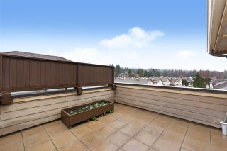 """Photo 23: 234 2108 ROWLAND Street in Port Coquitlam: Central Pt Coquitlam Townhouse for sale in """"AVIVA"""" : MLS®# R2523956"""