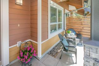 """Photo 17: 33 3431 GALLOWAY Avenue in Coquitlam: Burke Mountain Townhouse for sale in """"Northbrook"""" : MLS®# R2179583"""