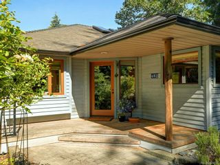 Photo 2: 462 Cromar Rd in North Saanich: NS Deep Cove House for sale : MLS®# 844833