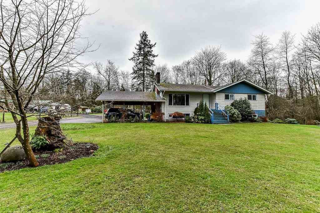 """Main Photo: 19834 80 Avenue in Langley: Willoughby Heights House for sale in """"Jericho Neighborhood Plan"""" : MLS®# R2232726"""