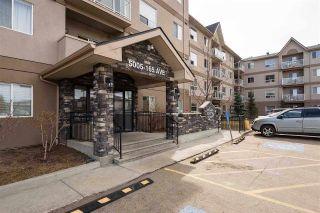 Photo 1: 308 5005 165 Avenue in Edmonton: Zone 03 Condo for sale : MLS®# E4228742