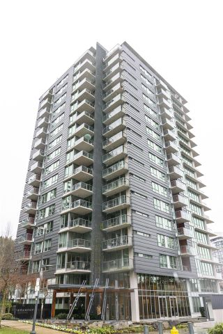 "Main Photo: 1103 5728 BERTON Avenue in Vancouver: University VW Condo for sale in ""Academy"" (Vancouver West)  : MLS®# R2550565"