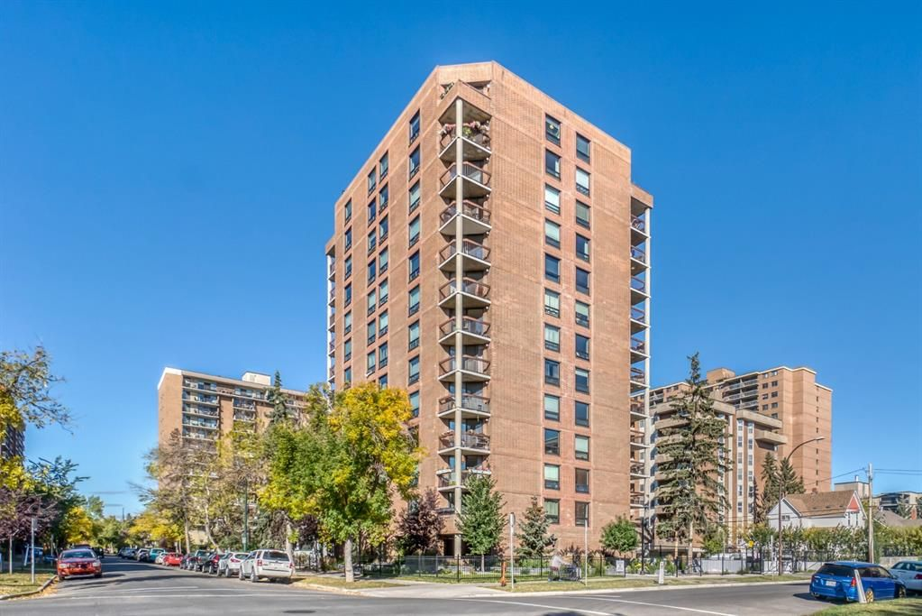 Main Photo: PH6 1304 15 Avenue SW in Calgary: Beltline Apartment for sale : MLS®# A1148675