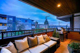 Photo 20: 202 2480 W 3RD AVENUE in Vancouver: Kitsilano Condo for sale (Vancouver West)  : MLS®# R2351895
